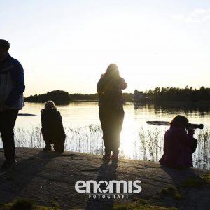 Enomis Fotografi - Fotokurs - Fotografering utomhus