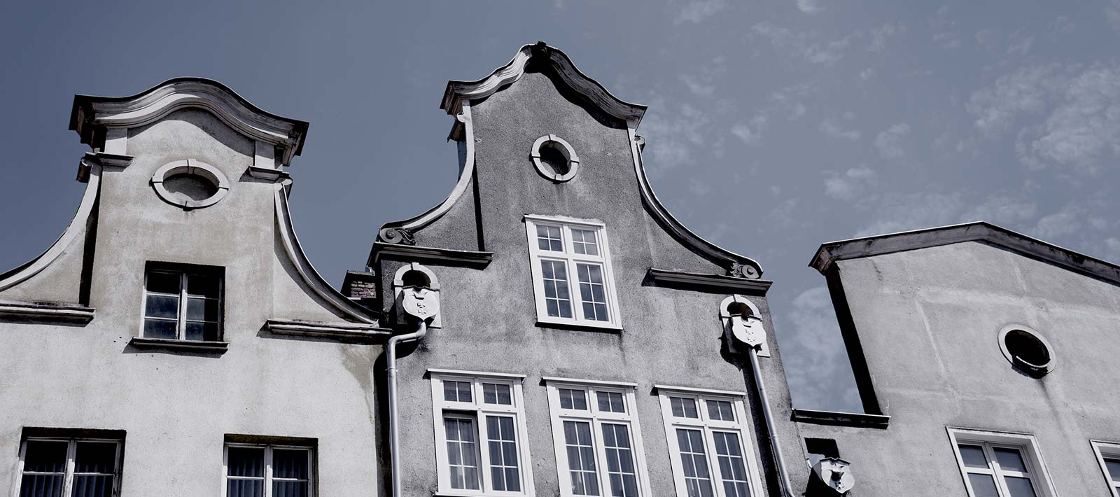 Enomis Fotografi - Gdansk Hus - Toppbild