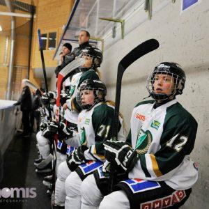 Enomis Fotografi - Portfolio Sport - Färjestad BK ungdom