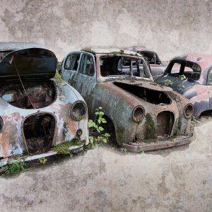Enomis Fotografi - Produkter - Bilar i Töcksfors